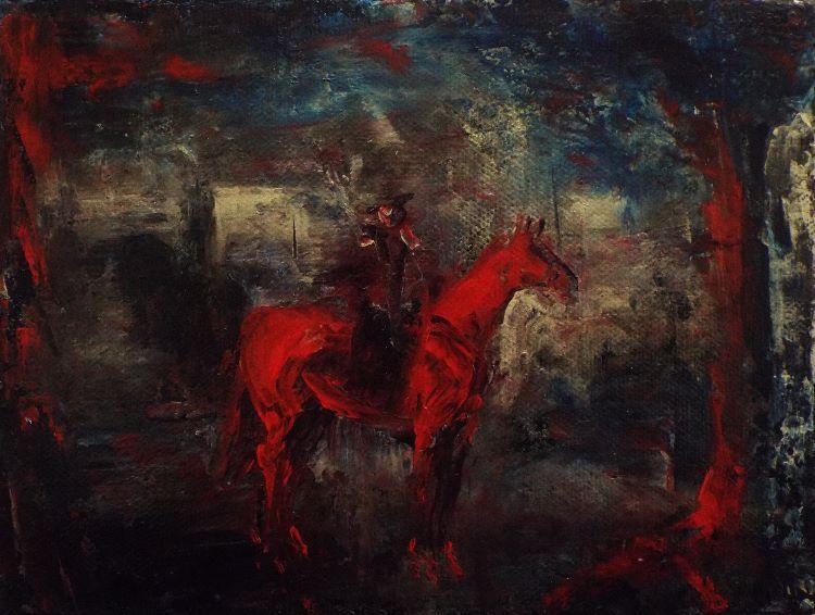 Zechariah's Red Horse