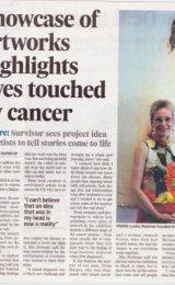 News article in Aberdeen's Press & Journal