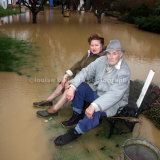 Flooded Couple