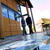 Newbury Library Mosaic