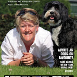 Clare Balding, Out and About Magazine