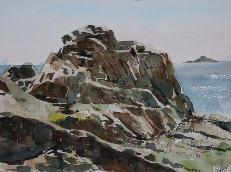 Coastal rocks 1