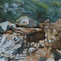 Coastal rocks 2