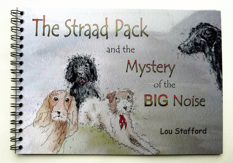 The Straad Pack and the Mystery of the BIG Noise