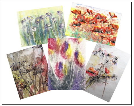 Greetings cards - Pack 7