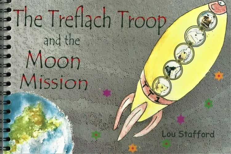 The Treflach Troop and the Moon Mission