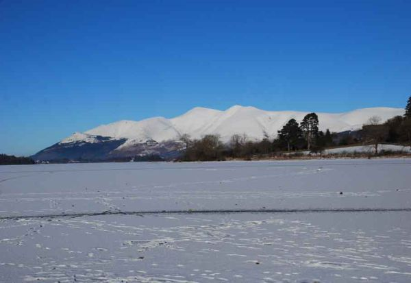 2010 Derwent Lake