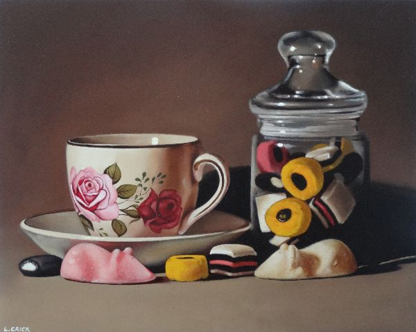 jar of sweets (sold)