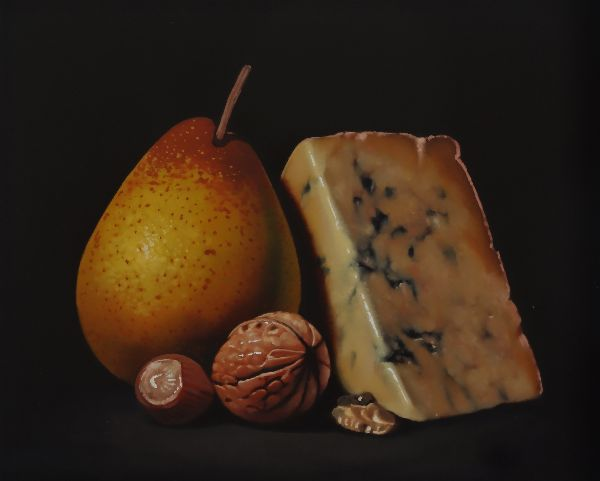pear and stilton (sold)