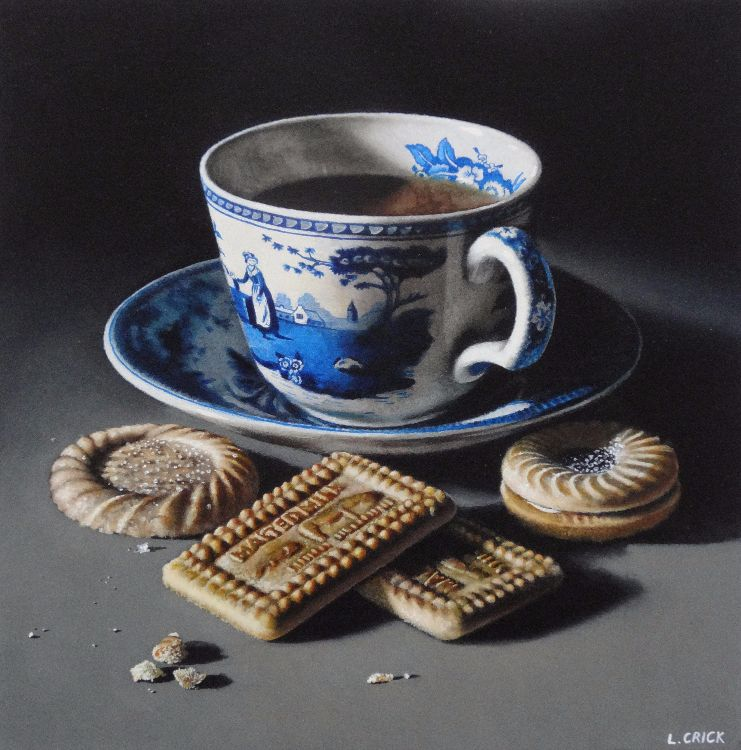 tea and malted milk biscuits (sold)