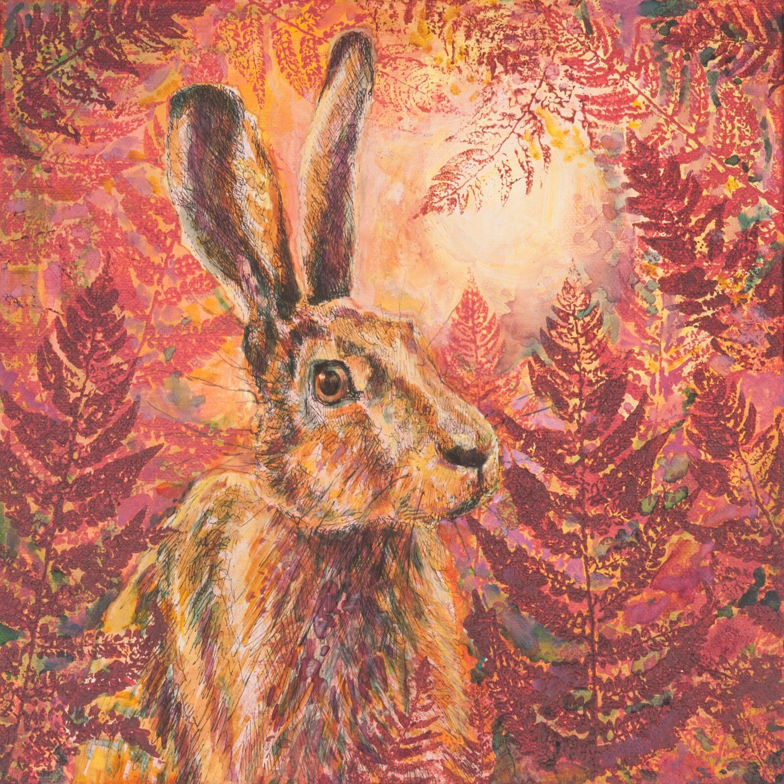 Hare and Ferns