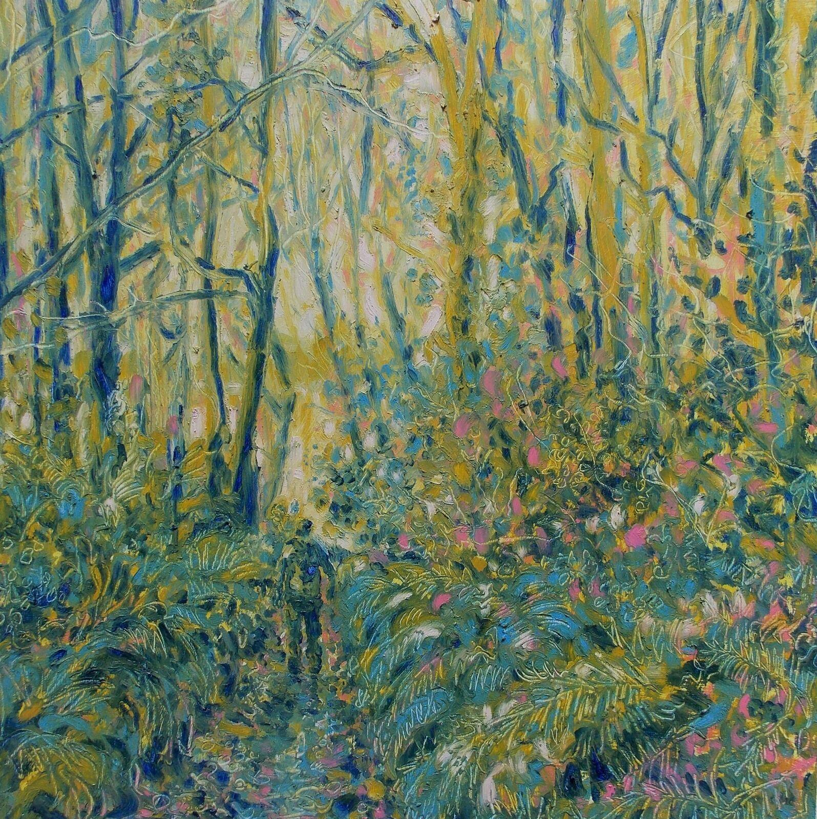 Somerset Woodland Path