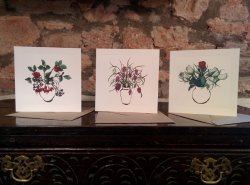 Trio of Greetings Cards