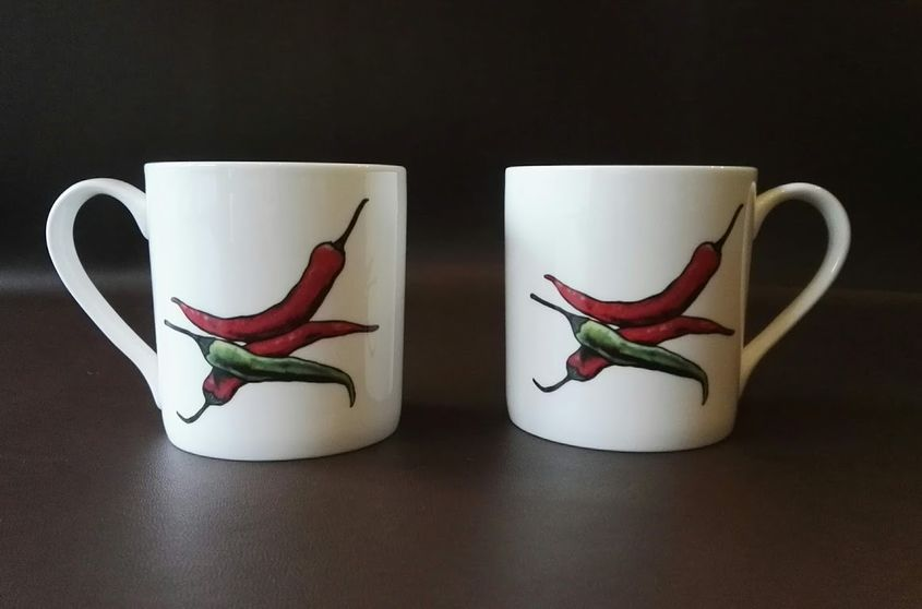 Chillies Mug
