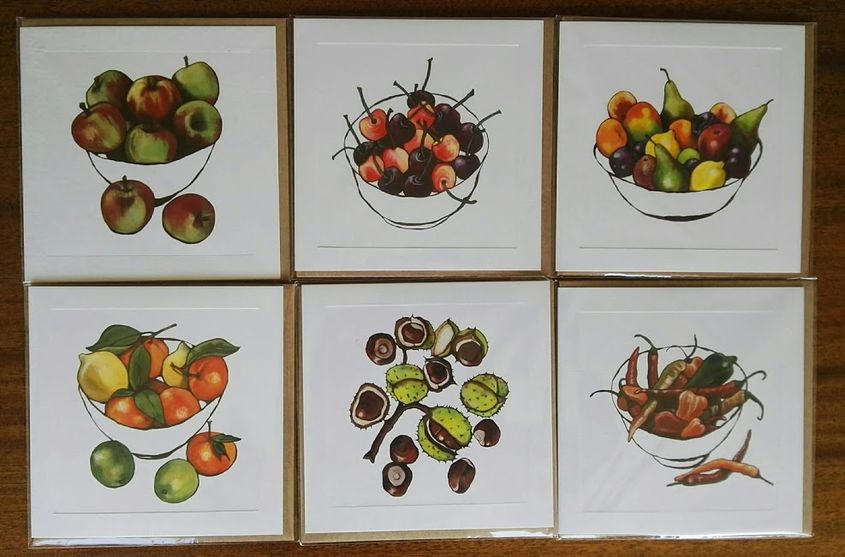 Greeting Cards Pack A