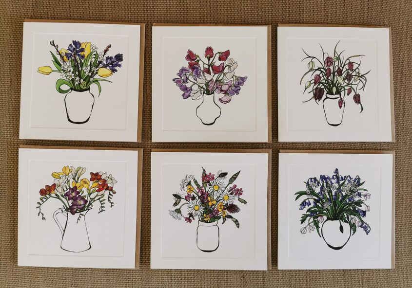 Greeting Cards Pack D