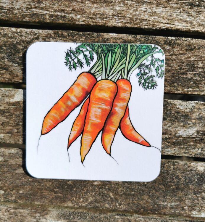 Carrots Coaster