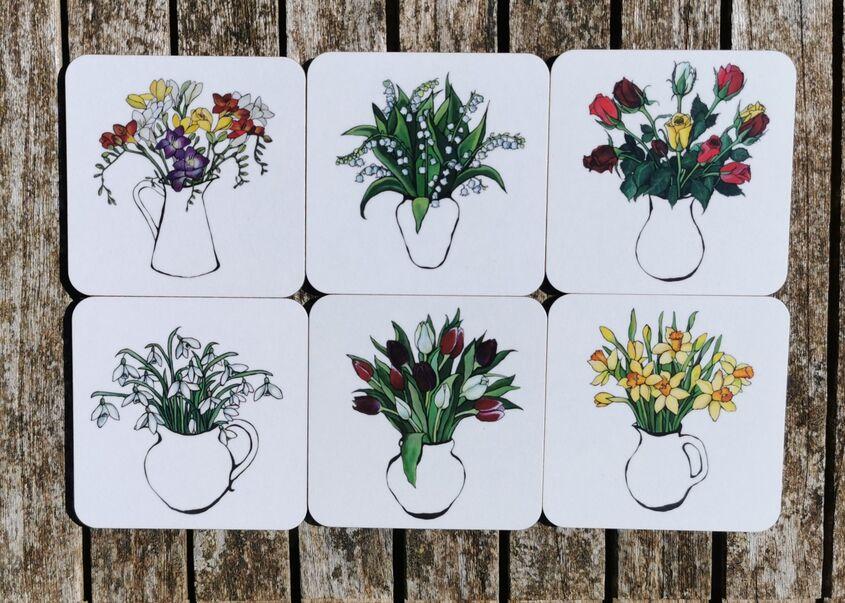 Floral Set 2