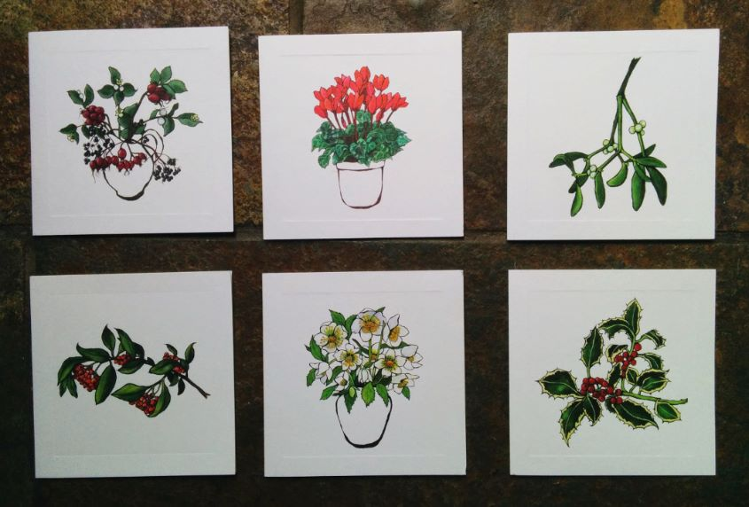 Christmas Card Pack of 6