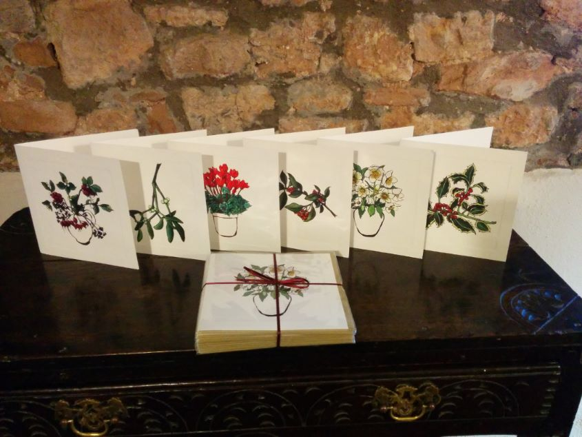Christmas Card Pack Example