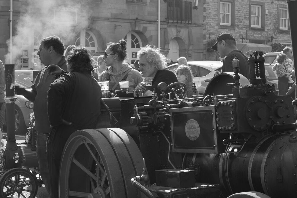 Helmsley Steam Fair