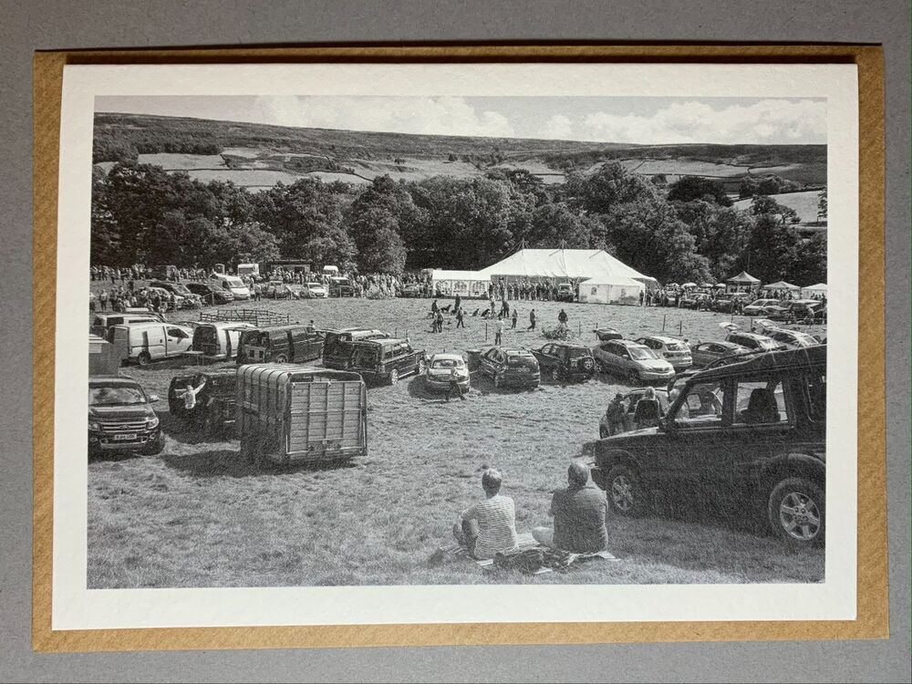 Farndale Show, North Yorkshire