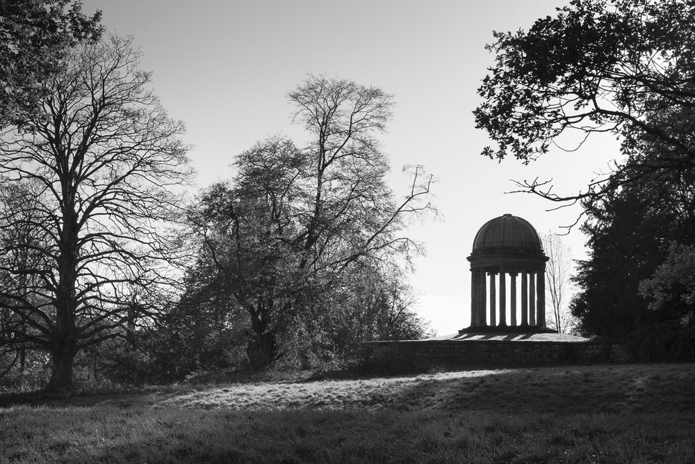 Ionic Temple, Duncombe Park