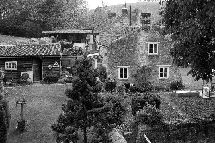 Rose Cottage, Ampleforth, June 2016