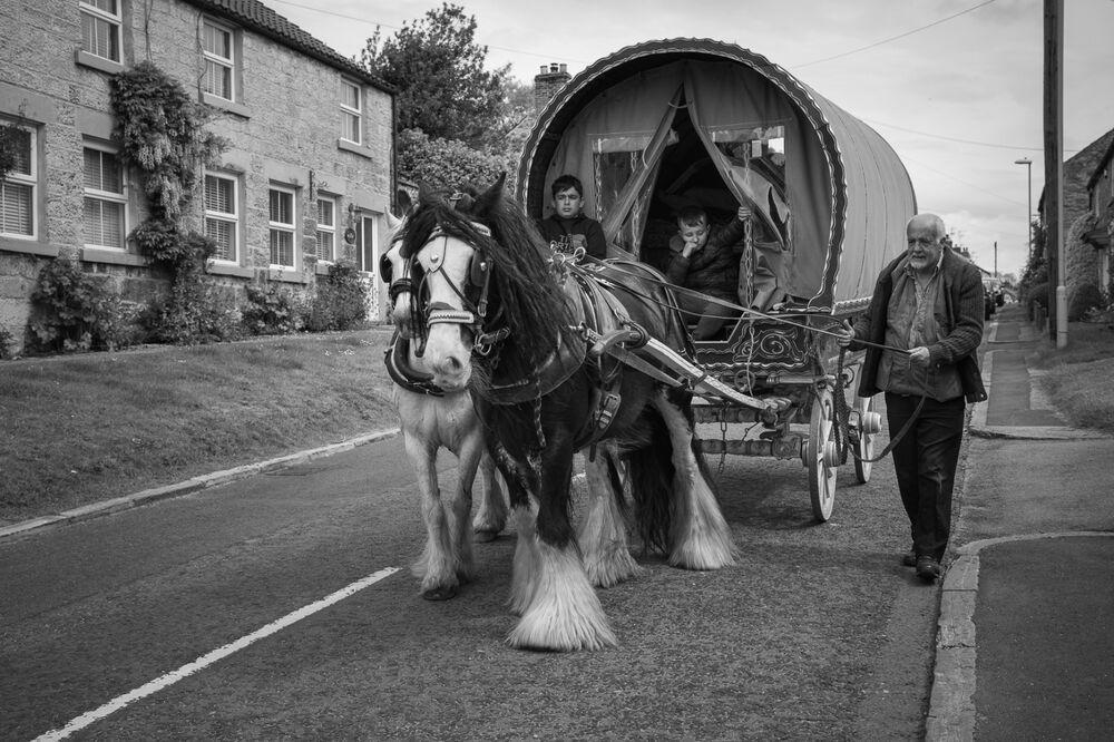 To Appleby Horse Fair