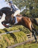 George- acrylic on canvas