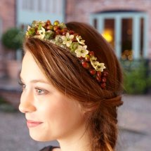 pretty headdress