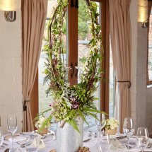 country garden table design
