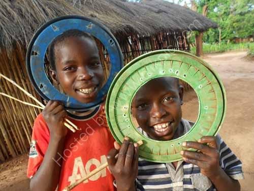 Village children, Luhimba