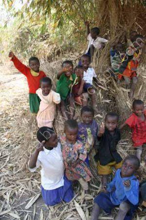 Luhimba children