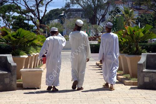 Foradhani Gardens, Zanzibar