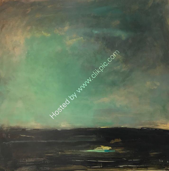 Evening light, Burbage Moor