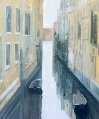 Canal Reflections, Venice
