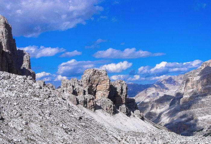 valley of desolation, Dolomites