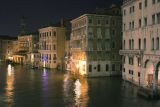 Venice palaces on the Grand Canal