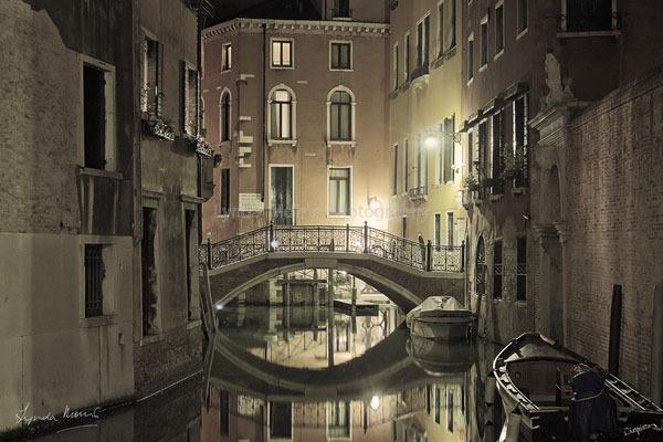 Venice backwater