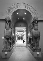 Assyrian room