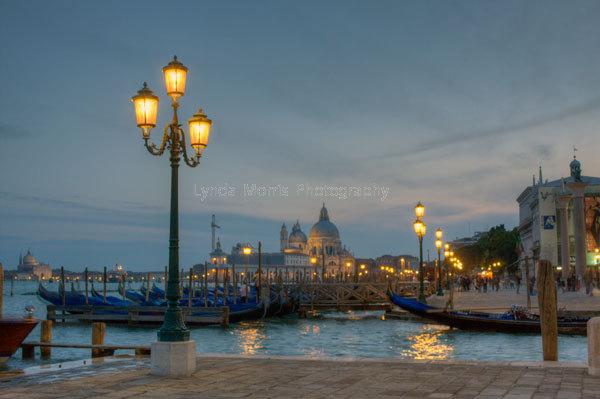 Venice - blue