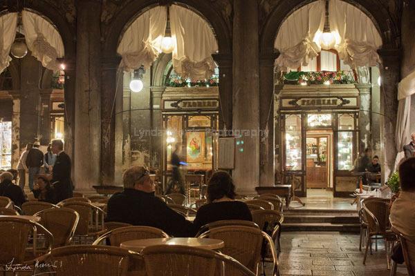 Florian's Cafe Venice