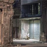 Havana - evening seller