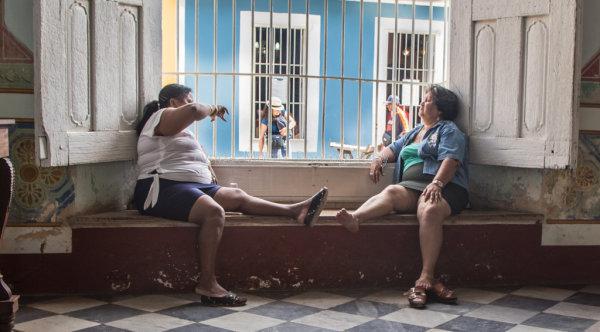 Cuba two ladies