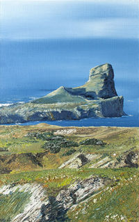 The Outer head, Rhossili