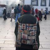 Incensce chimney - Lhasa