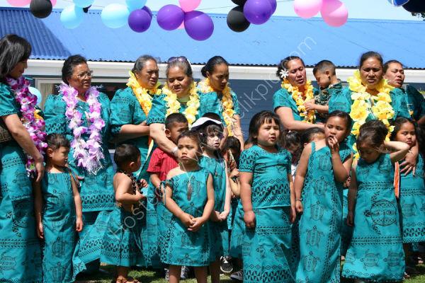 Kindergarten Opening