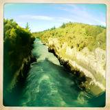 Huka Falls , New Zealand