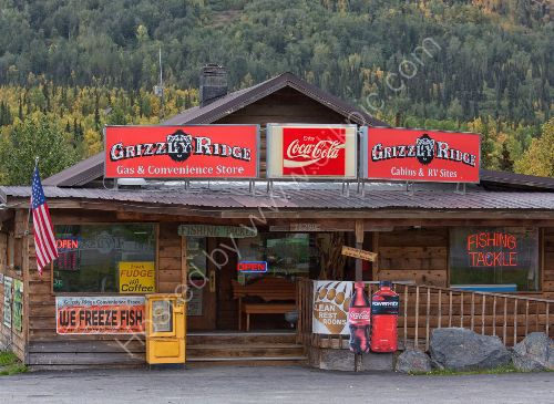 The Grizzly Ridge Cafe